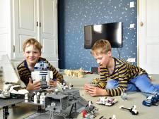 Tweeling Thomas en Olivier (11) schitteren in show 'LegoMasters'