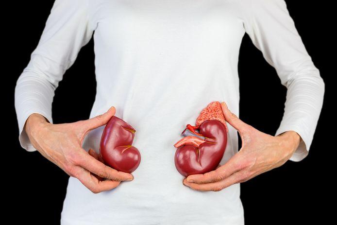 Prabath Nanayakkara: ,,Verwijder één nier en de andere werkt gewoon harder.''
