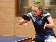 Sanne debuteert op EK tafeltennis in Oranje: 'Het is vooral ervaring opdoen en sfeer proeven'