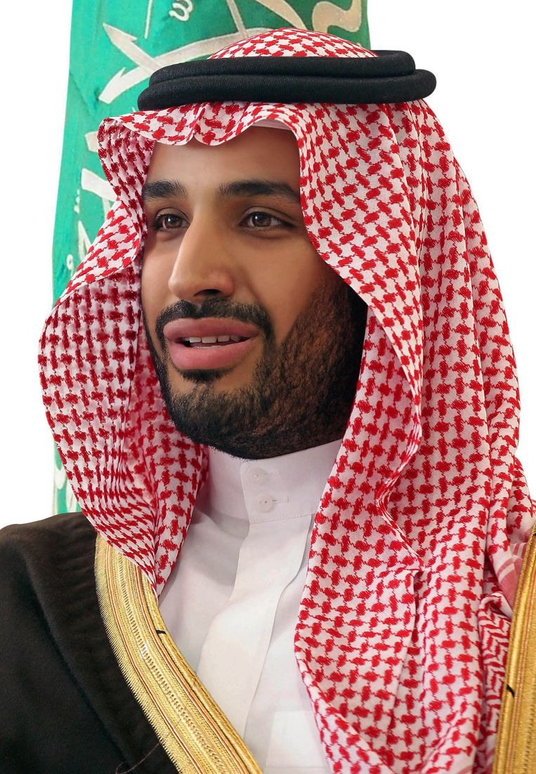 Mohamed bin Salman. Beeld epa