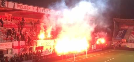 Supporters TOP Oss in rouw na plotseling overlijden mede-fan