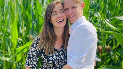 """'Familie'-actrice Dorien Reynaert wordt mama: """"Eerlijk gezegd ben ik echt bang voor de bevalling"""""""