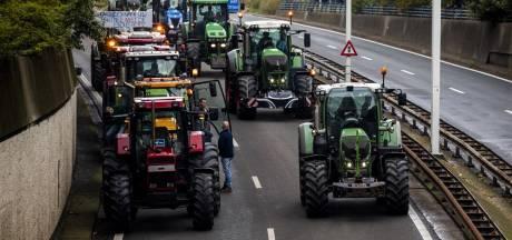 'Boeren maken nieuwe plannen om Schiphol te bezetten'