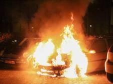 Hoogeveen geteisterd door zeker vier autobranden