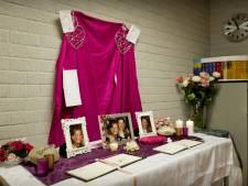 Verdriet op basisschool Huizen om omgekomen meisjes