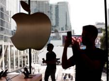Apple haalt Saudi Aramco in als duurste bedrijf op beurs