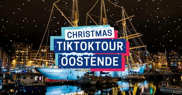 De Christmas TikTokTour passeert onder andere de Mercator.