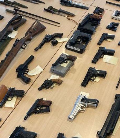 Den Bosch brengt zo'n 120 wapens naar politie, maar jeugd houdt messen op zak