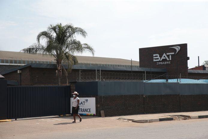 La filiale de British American Tobacco (BAT) à Harare, au Zimbabwe