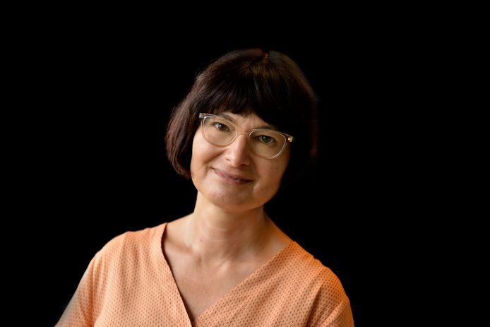 Professor Nelly Litvak is gegrepen door de schoonheid van de abstracte wetenschap.