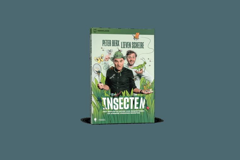 'Insecten' (€24,99, 208 p.) is uitgegeven bij Nerdland/Borgerhoff & Lamberigts Beeld rv
