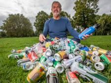 Afval rapen met je collega's als bedrijfsuitje: 'Het is een en al positiviteit'