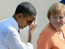 Obama ontkent afluisteren telefoon Merkel