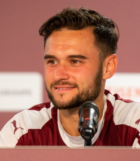 Alex Schalk succesvol in Zwitserland: na de promotie nu de Europa League met Servette FC