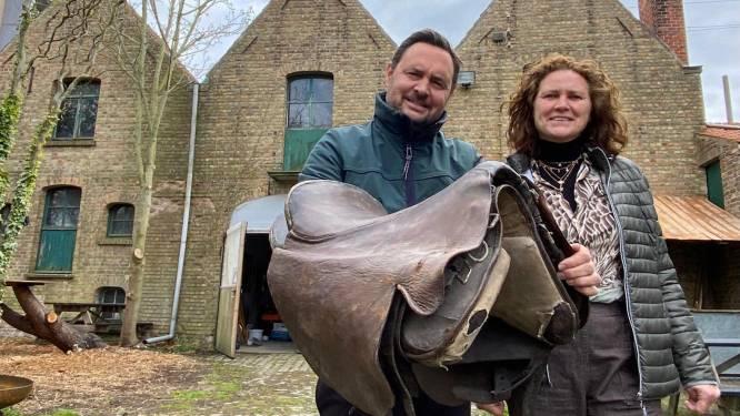 Duits zadel uit WOII krijgt plaats in zomerbar Le Jardin