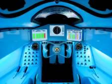 Te koop: 'auto' met topsnelheid van meer dan 1000 km/u en 135.000 pk