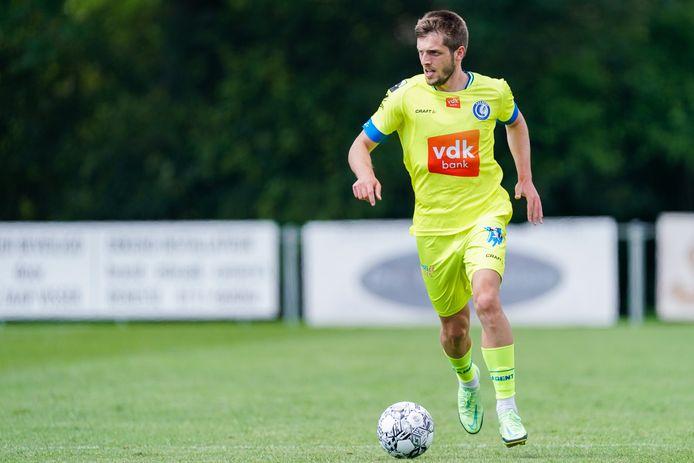 Voor Giorgi Chakvetadze is het sowieso wachten tot AA Gent nog eens op echt gras speelt. In theorie de eerste mogelijkheid: de thuiswedstrijd van 31 juli tegen Beerschot.