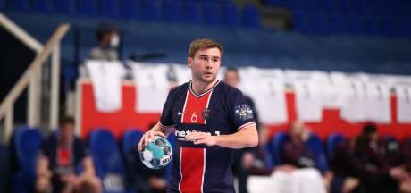 Handballer Luc Steins, hoofdrolspeler in een jongensboek: 'Qua fysiek figuur ben ik in het handbal zeker een extreme'