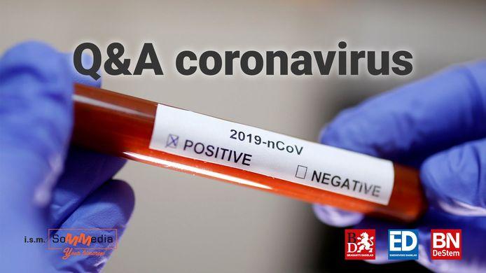 Live: Q&A coronavirus