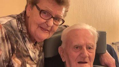 """Maria (83) sterft alleen op intensieve, haar Jef (89) in het rusthuis: """"Twee dagen na moeders overlijden moesten we ook pa laten gaan"""""""