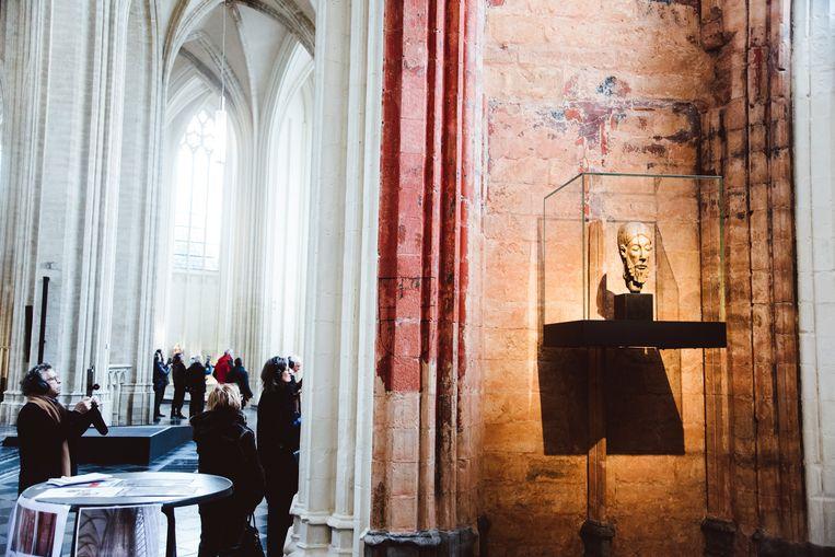 De renovatie van de Sint-Pieterskerk duurde 35 jaar. Beeld Francis Vanhee