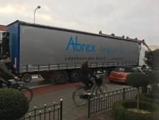 Bewoners Buys Ballotstraat Goes willen actie van gemeente na 'mislukt' vrachtwagenverbod