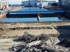 De laatste weken voor de blauwe brug en de dokdeuren in Vlissingen zijn aangebroken