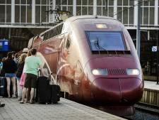 Thalys-reizigers op Amsterdam CS niet bang