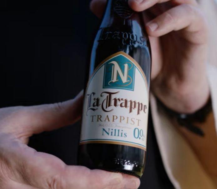 Nillis, la bière trappiste sans alcool de la brasserie de la Trappe.