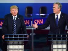 Donald Trump attaqué de toutes parts par ses rivaux