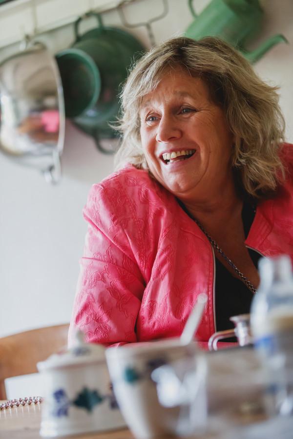 Diana Goossens blijft bewonderenswaardig geduldig: 'Dat is niet altijd gemakkelijk hoor.'