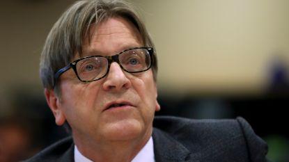 Europese liberalen presenteren zevenkoppig Team Europe, met Vestager en Verhofstadt