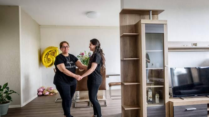 Huis van Enschedese Hoda is weer bewoonbaar na schade door wietplantage buurman: 'Alles waar ik zo lang voor gespaard had, was geruïneerd'