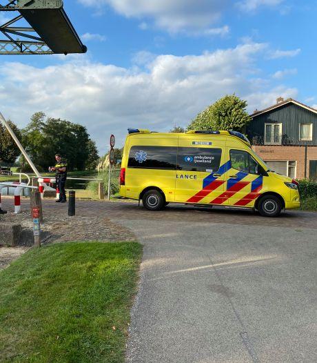 Wéér een ongeval in Heeten: bestuurder elektrische fiets gewond