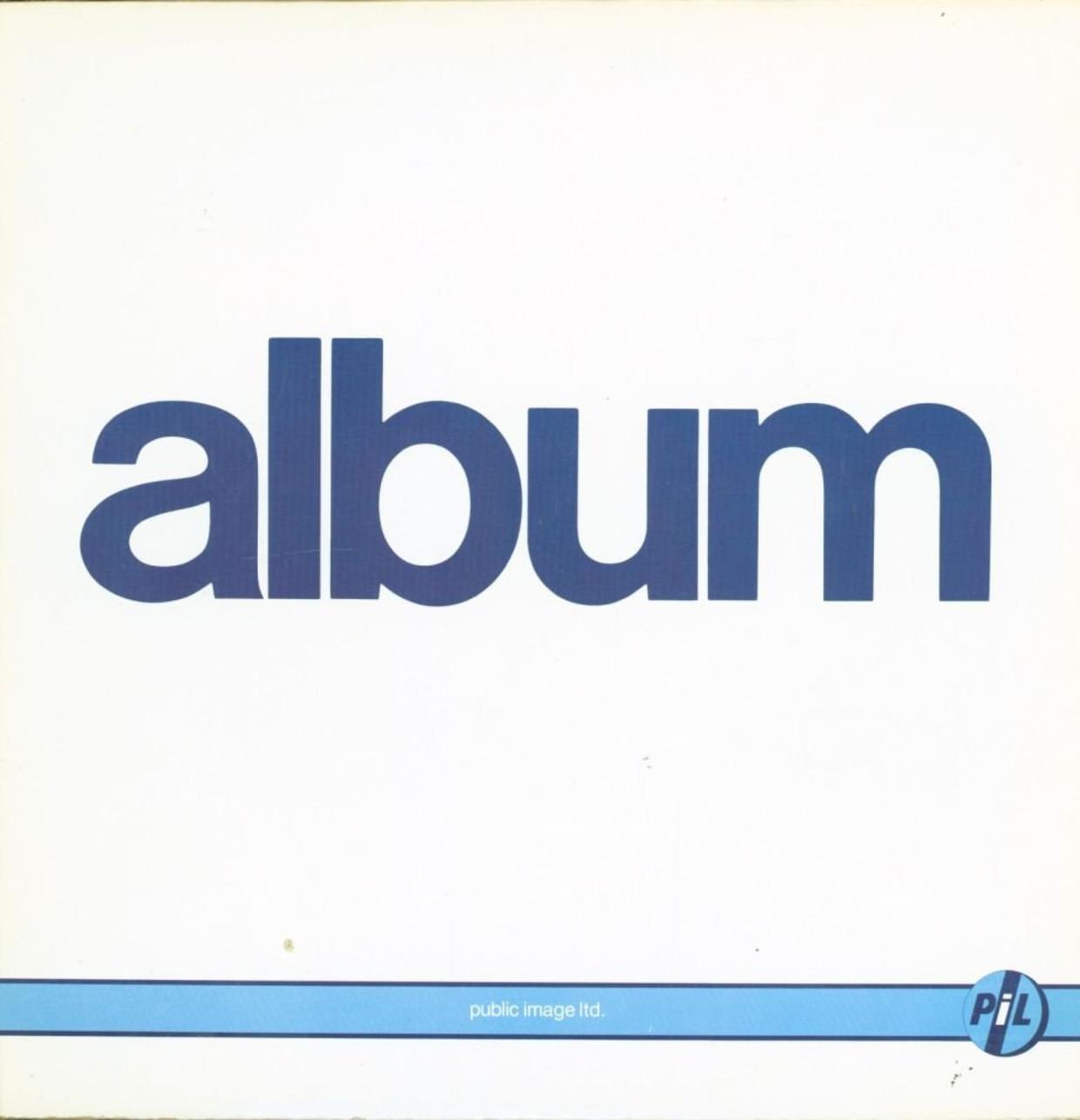 'Album' (1986) van Public Image Ltd. Beeld Humo