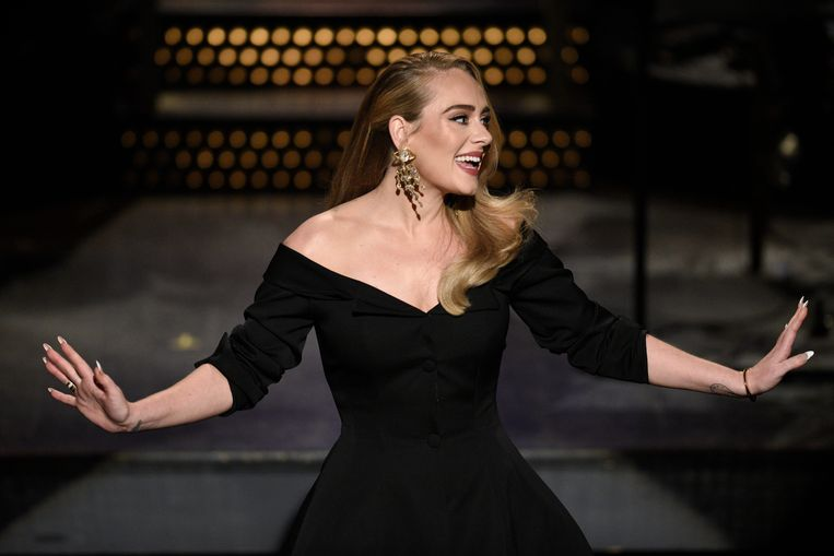 Adele Beeld Getty Images