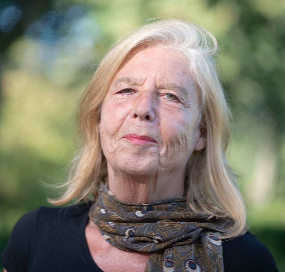 Taalwetenschapster Ingrid van Alphen.