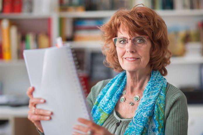 Conny Wittekoek-Wissink schreef een boek over haar oom, de verzetsstrijder Jan Wissink.