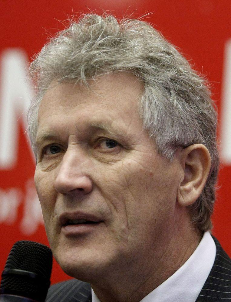 Dirk Scheringa. Beeld EPA
