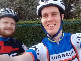 """Jules en Lennert fietsen 100 kilometer rond 't Klein Parksken: """"We houden van grappige en bijzondere uitdagingen"""""""