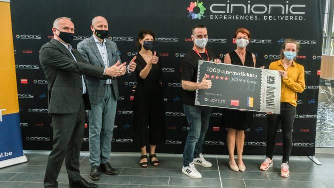 Barco schenkt duizend bioscooptickets van Kinepolis aan kansarmen