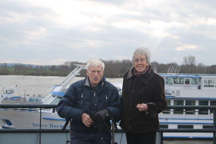 Nic en Trees Elderhorst uit Didam (1926-2017).