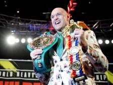 Holyfield: Fury is nu de beste bokser in het zwaargewicht