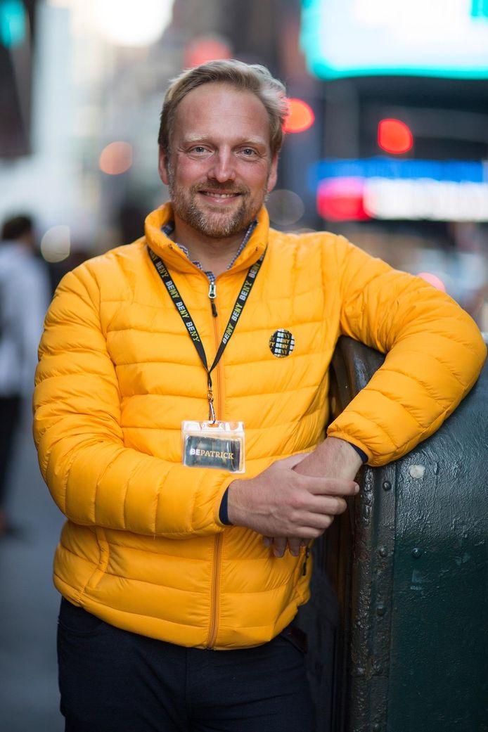 Vlaming in de VS - Patrick Van Rosendaal - New York