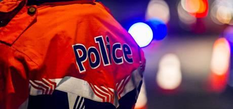 Un motard de la police et une automobiliste hospitalisés après un accident à Bruxelles