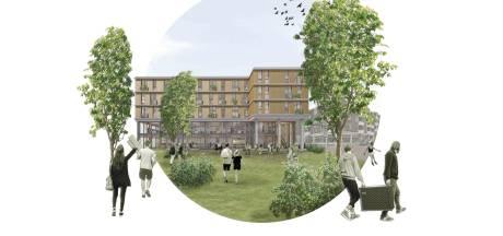 Schoolgebouw in Coehoorn maakt plaats voor nieuw woon/werkpand; Ontmanteling begonnen
