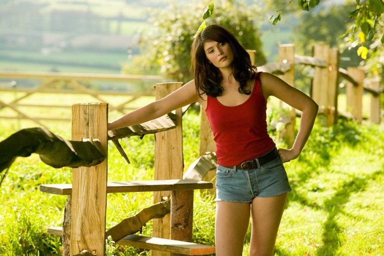 Gemma Arterton in Tamara Drewe. Beeld Peter Mountain