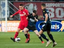 Kristinsson kopt weerbaar Willem II in slotfase naar halve finale KNVB-beker