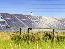 Plannen voor vijf zonneparken in Bergen op Zoom