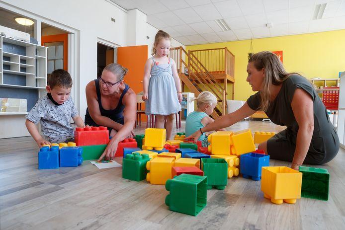 Kinderopvang De Dwergjes in Standdaarbuiten.